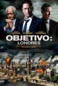 Cartel de Objetivo: Londres (London Has Fallen)