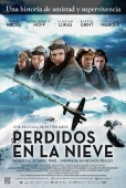 Cartel de Perdidos en la nieve (Into the White)