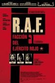 Cartel de R.A.F. Facci�n del Ej�rcito Rojo (Der Baader Meinhof Komplex)