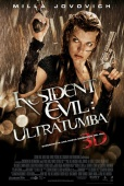 Cartel de Resident Evil: Ultratumba (Resident Evil: Afterlife)