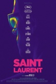 Cartel de Saint Laurent