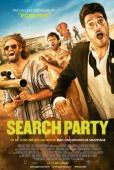 Cartel de Pirados al rescate (Search Party)
