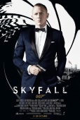 Cartel de Skyfall (Skyfall)