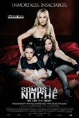 Cartel de Somos la noche (Wir sind die Nacht (We are the Night))