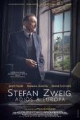 Cartel de Stefan Zweig: Adiós a Europa (Vor der Morgenröte - Stefan Zweig in Amerika)