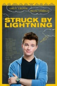 Cartel de Struck By Lightning