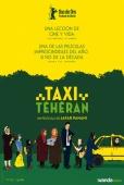 Cartel de Taxi Teher�n