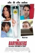 Cartel de Los babymakers (The Babymakers)