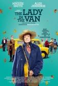 Cartel de The Lady in the Van