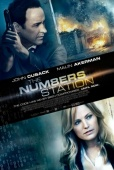 Cartel de C�digo de defensa (The Numbers Station)