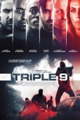 Cartel de Triple 9 (Triple 9)
