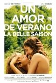 Cartel de Un amor de verano (La belle saison)