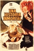 Cartel de Una historia inmortal (Histoire immortelle )