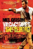 Cartel de Vacaciones en el infierno (Get the Gringo (How I Spent My Summer Vacation))