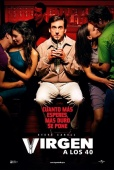 Cartel de Virgen a los 40 (The 40-Year-Old Virgin)