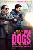 Cartel de Juego de armas (War Dogs)