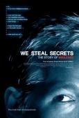 Cartel de We Steal Secrets: The Story of WikiLeaks