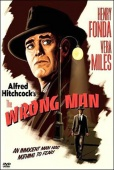 Cartel de Falso culpable (The Wrong Man)