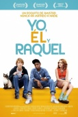 Cartel de Yo, �l y Raquel (Me and Earl and the Dying Girl)
