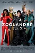 Cartel de Zoolander No. 2 (Zoolander 2)