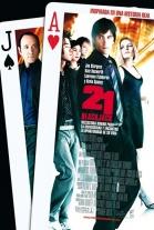 P�ster de 21: Blackjack (21)