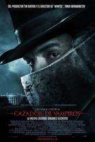 P�ster de Abraham Lincoln: Cazador de vampiros (Abraham Lincoln: Vampire Hunter)