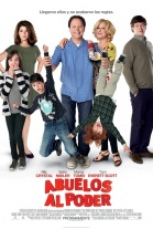 P�ster de Abuelos al poder (Parental Guidance)