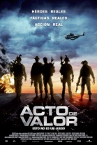 P�ster de Acto de valor (Act Of Valor)