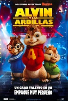 P�ster de Alvin y las ardillas (Alvin and the Chipmunks)