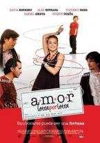 Ver Amor letra por letra (2008) Online Latino