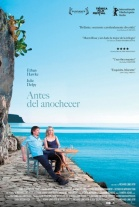 P�ster de Antes del anochecer (Before Midnight)
