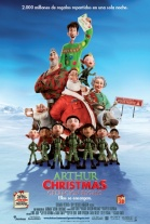 P�ster de Arthur Christmas: Operaci�n Regalo (Arthur Christmas)
