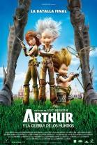 P�ster de Arthur y la guerra de los mundos (Arthur 3. La Guerre des Deux Mondes )