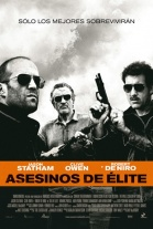 P�ster de Asesinos de �lite (Killer Elite)
