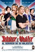 P�ster de Ast�rix y Ob�lix al servicio de su majestad (Ast�rix et Ob�lix: Au Service de Sa Majest� (Asterix and Obelix: God Save Britannia!))