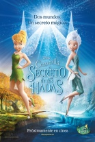 P�ster de Campanilla: El secreto de las hadas (Tinker Bell: Secret of the Wings (A Winter Story))