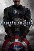 Póster de Capitán América. El primer vengador (The First Avenger: Captain America)