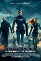P�ster de Capit�n Am�rica: El soldado de invierno (Captain America: The Winter Soldier)