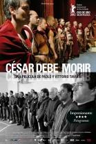 P�ster de C�sar debe morir (Cesare deve morire)