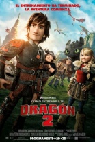 P�ster de C�mo entrenar a tu drag�n 2 (How to Train Your Dragon 2)
