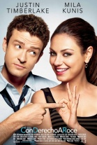 Póster de Con derecho a roce (Friends With Benefits)