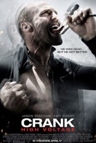 Póster de Crank 2: Alto Voltaje (Crank 2: High Voltage)