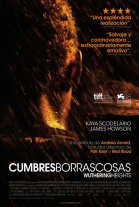 P�ster de Cumbres borrascosas (Wuthering Heights)