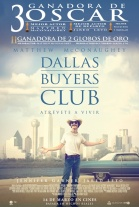 P�ster de Dallas Buyers Club (Dallas Buyers Club)