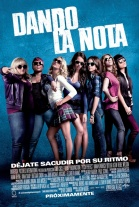 P�ster de Dando la nota (Pitch Perfect)