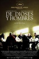 Póster de De dioses y hombres (Des hommes et des dieux)