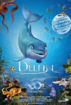 P�ster de El Delf�n: La Historia de un So�ador (The Dolphin: Story of a Dreamer)