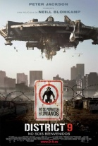 P�ster de  (District 9)