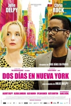 P�ster de Dos d�as en Nueva York (2 Days in New York)