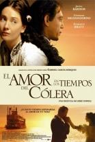 P�ster de El amor en los tiempos del c�lera (Love in the Time of Cholera)